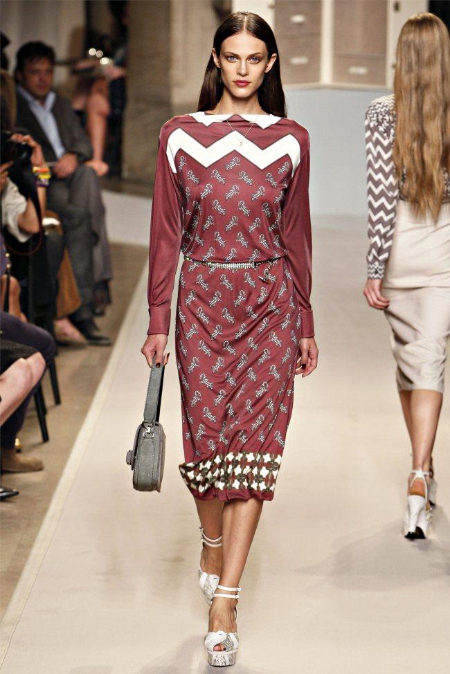 Loewe Spring 2012 | Paris Fashion Week