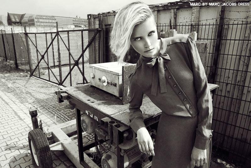 Svetlana Kuznetsova by Frauke Fischer for Fashion Gone Rogue
