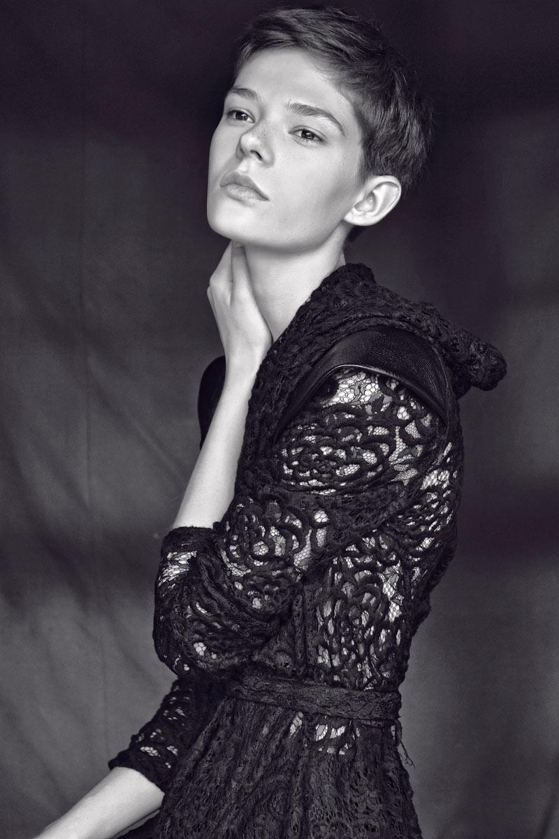 Fresh Face | Anna Pichler by Roland Rab