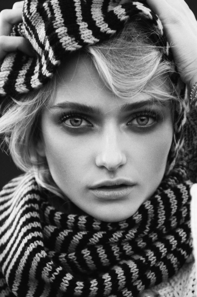Annabella Barber by Matthew Priestley for Fashion Gone Rogue