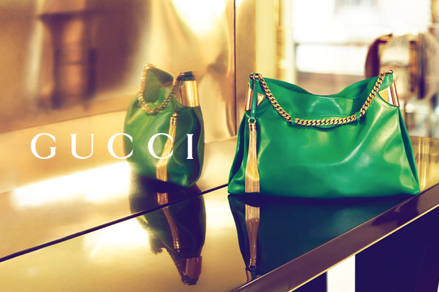 Abbey Lee Kershaw & Karmen Pedaru for Gucci Spring 2012 Campaign by Mert & Marcus