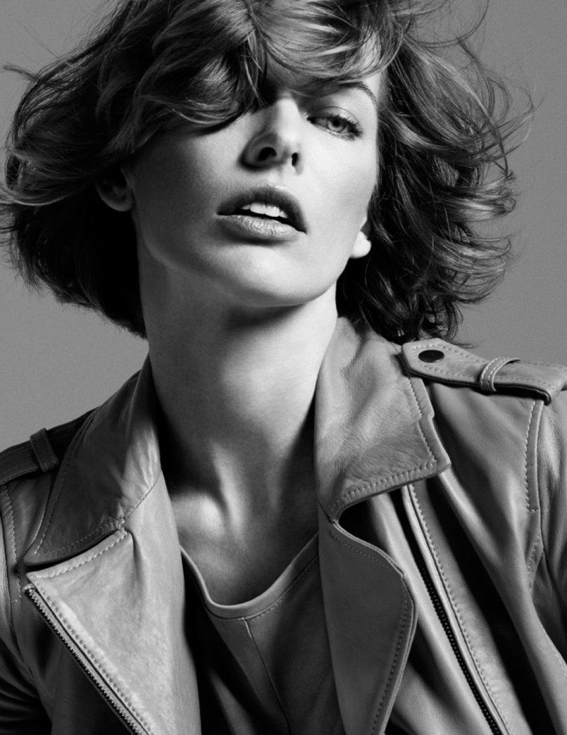 Milla Jovovich for Marella Spring 2012 Campaign by Inez & Vinoodh