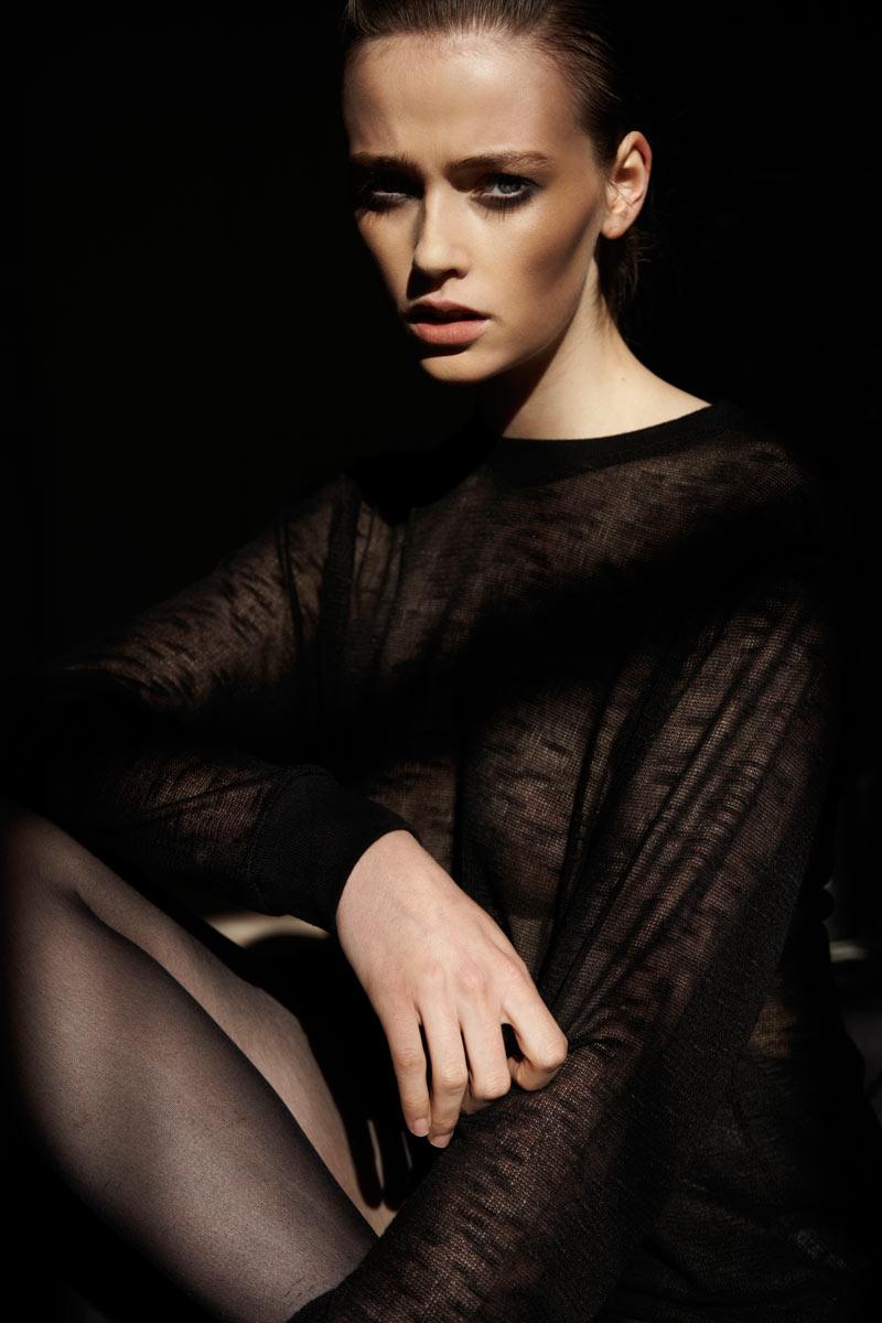Fresh Face   Rachel Pouwer by Yonathan Baraki
