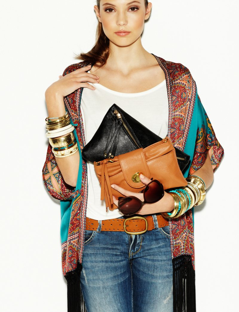 Paula Folch for Blanco Accessories Spring 2012 Campaign