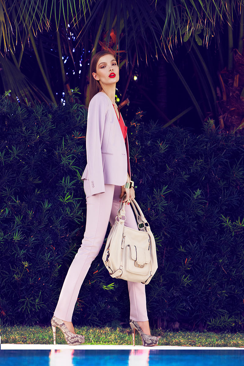Carola Remer for Le Château Spring 2012 Campaign by Max Abadian