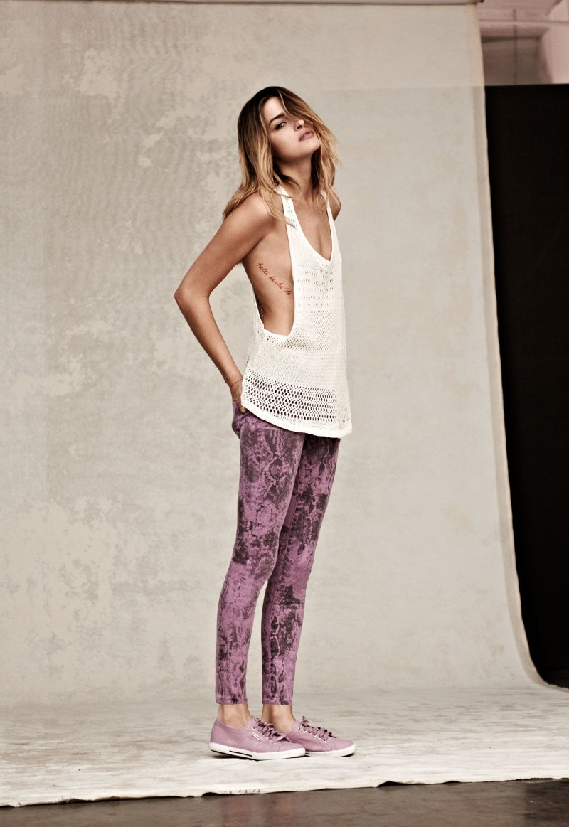 """Abby Brothers for """"Textile"""" Elizabeth and James Spring 2012 Collection"""