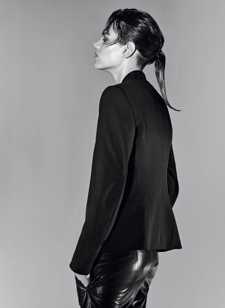 Freja Beha Erichsen for Hugo by Hugo Boss Spring 2012 Campaign by Alexei Hay