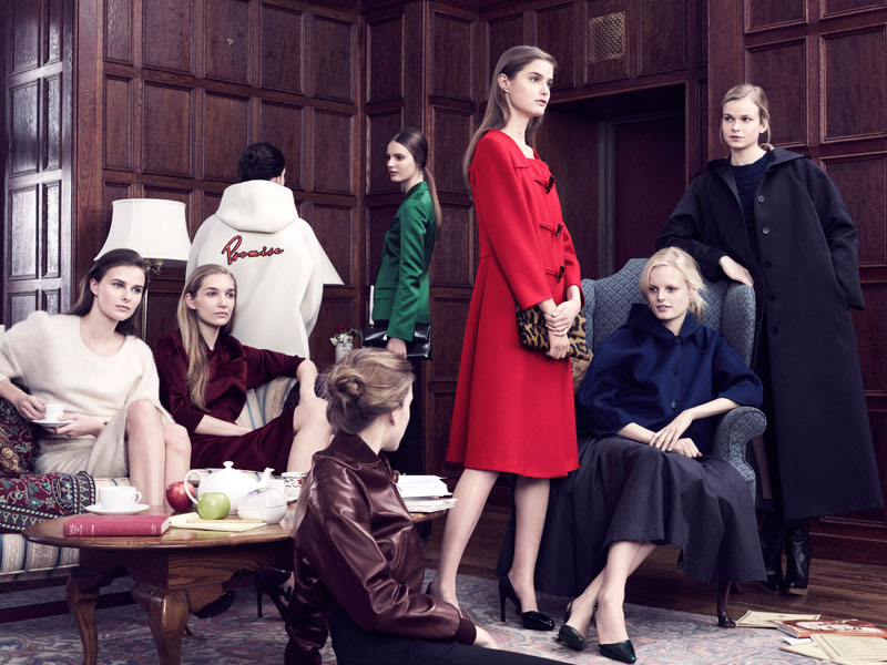Jil Sander Pre-Fall 2012 Collection