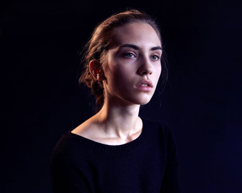 Fresh Face | Karolina Cwiek by Ross Shields