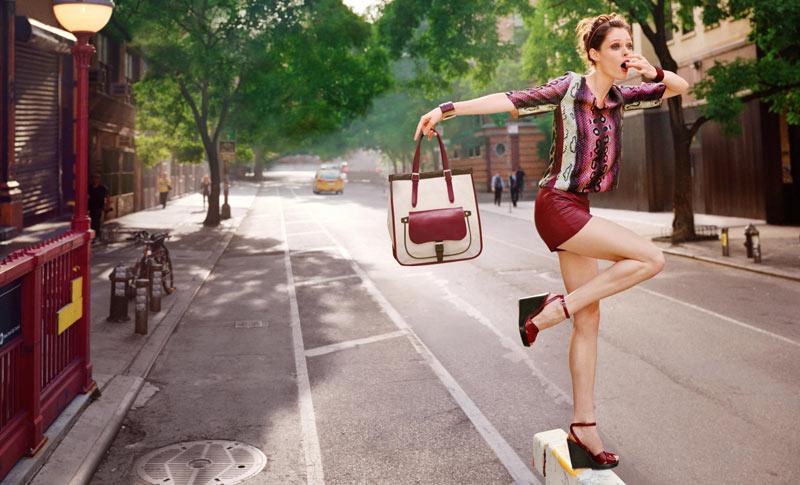 Coco Rocha & Liisa Winkler for Longchamp Spring 2012 Campaign by Dane Shitagi