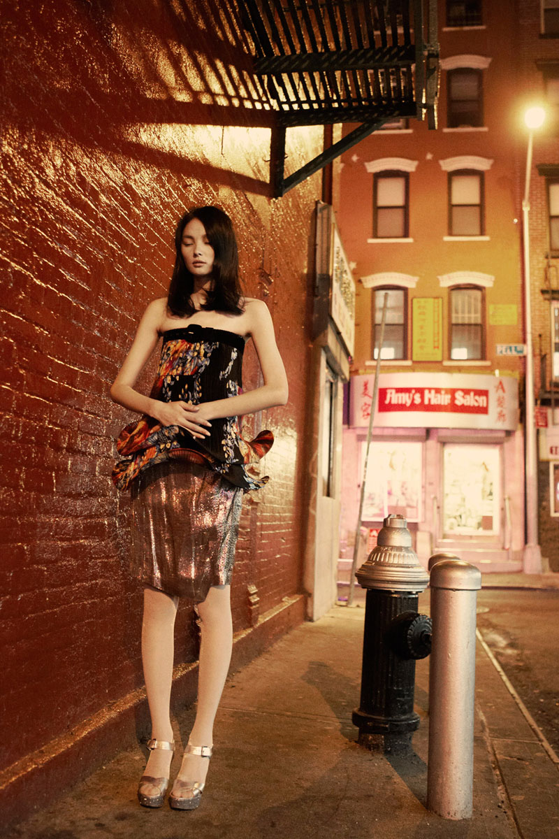 Miao Bin Si by Kathrin Mueller-Heffter for Fashion Gone Rogue