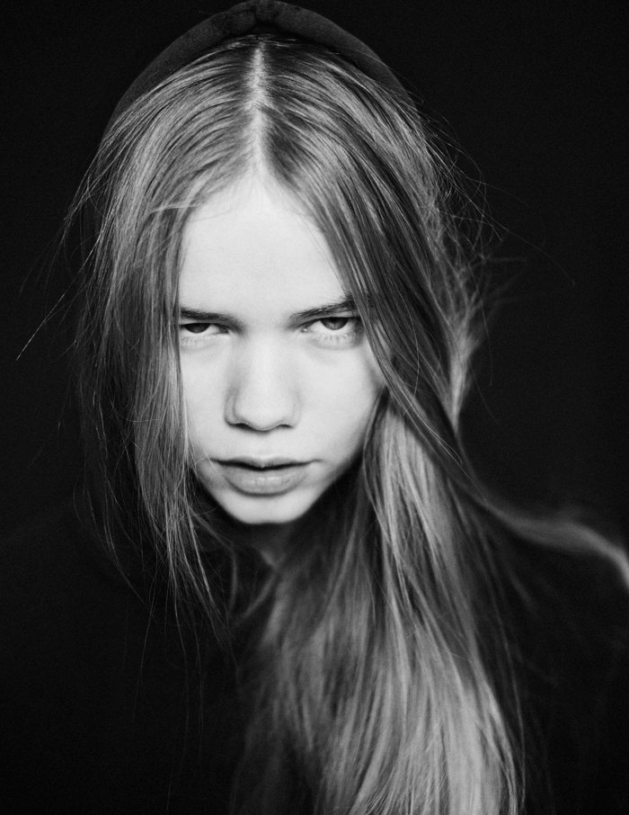 Fresh Face | Neele Hoeper by John Ciamillo