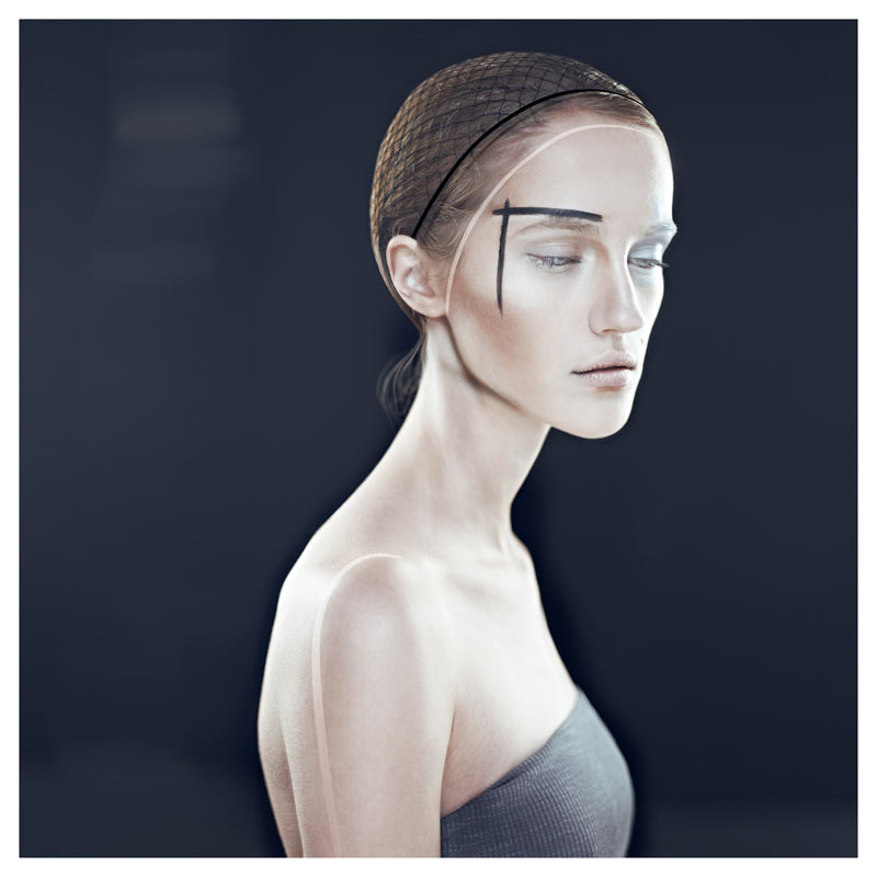 Portrait   Valentina by Xi Sinsong