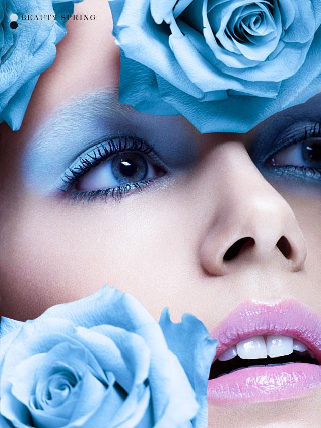 Tosca Dekker by Felix Lammers for Flair Austria