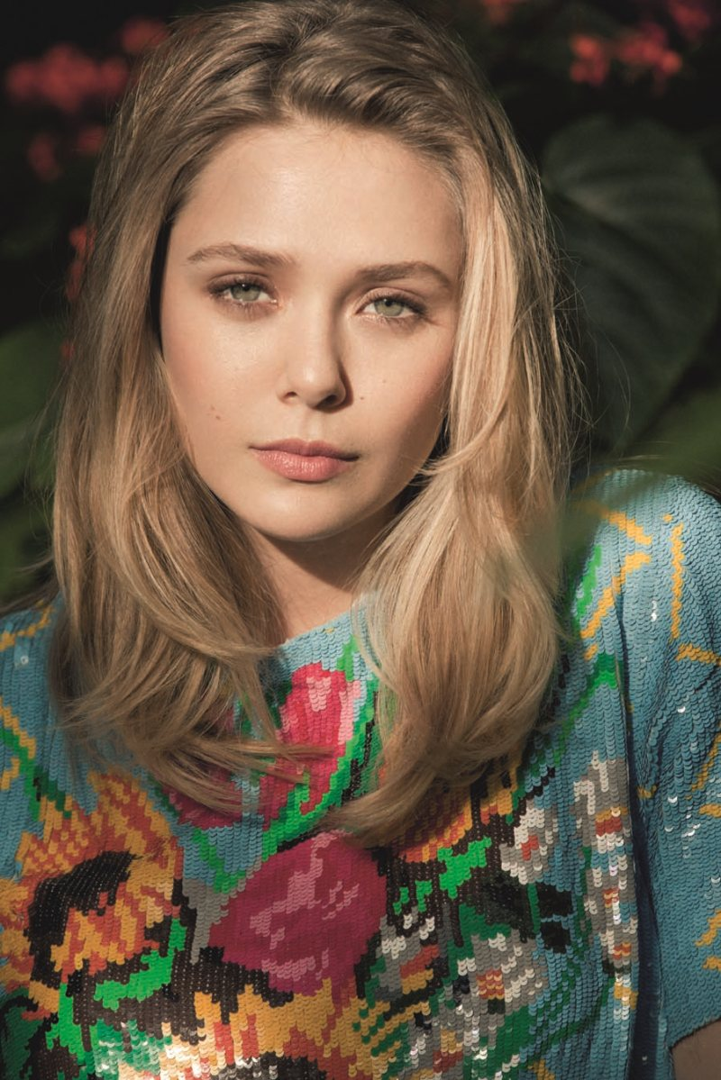 Elizabeth Olsen by Todd Cole for ASOS Magazine March 2012