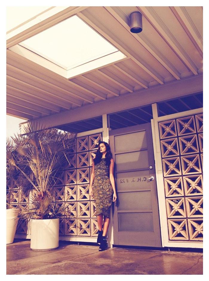 Mini Anden by Koray Birand for Harper's Bazaar Turkey February 2012