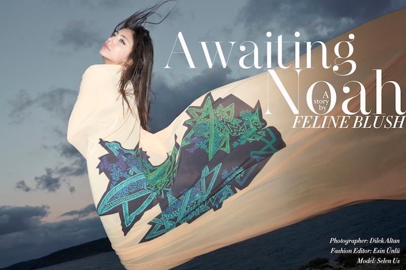 "Feline Blush ""Awaiting Noah"" A/W 2012 Collection"