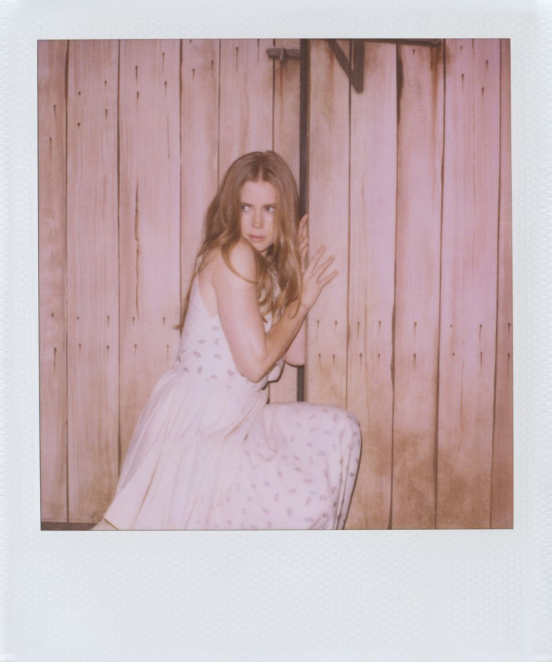 Amy Adams Models Band of Outsiders' Fall 2012 Collection