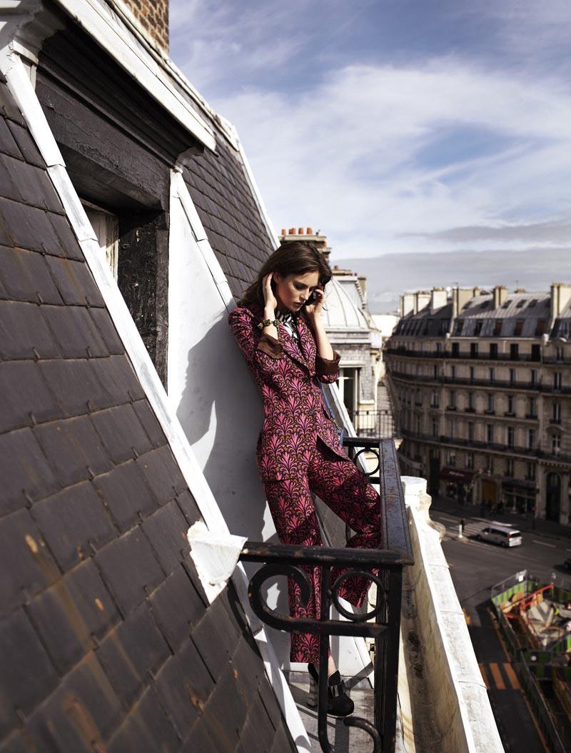 Zoltan Tombor Shoots Street Star Style for Stylist Magazine