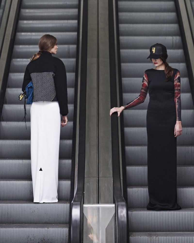 TheFour's Mondaine Collection Offers Escalator Style