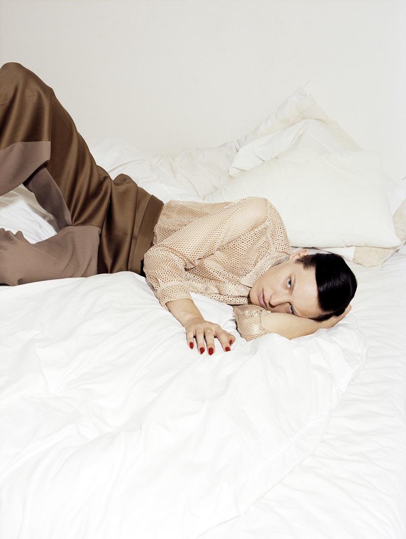 Greta Ilieva Captures Ehren Dorsey and Erika Linder for Used Magazine