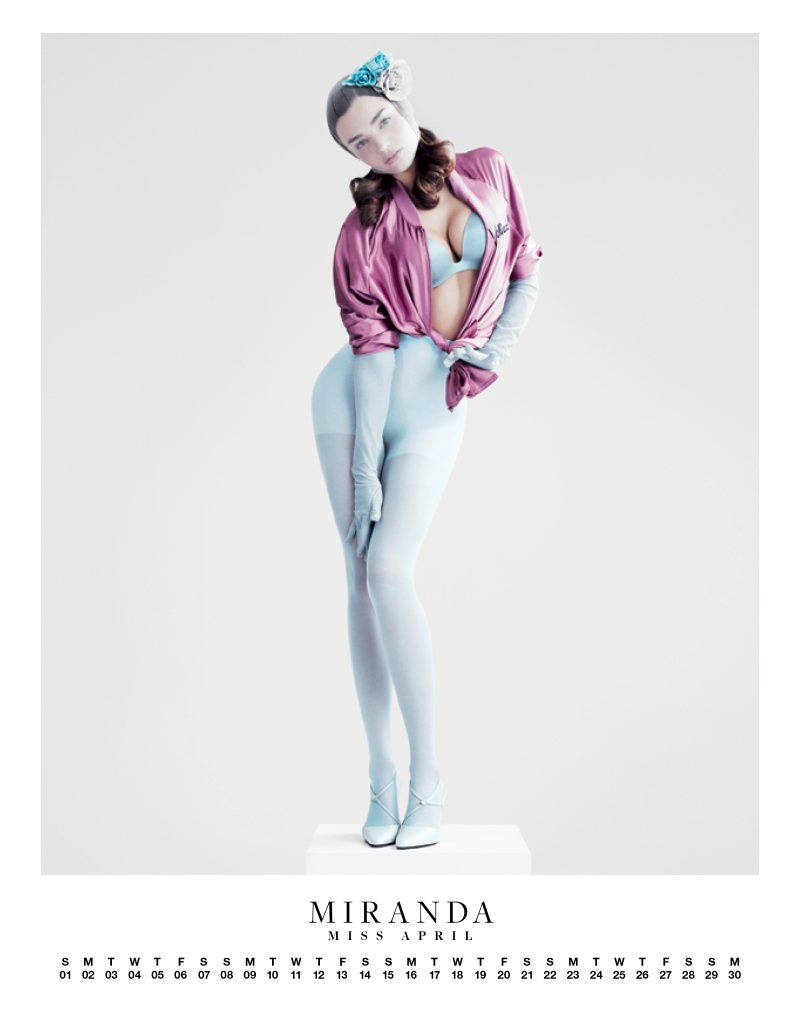 Adriana Lima, Doutzen Kroes, Miranda Kerr, Candice Swanepoel & Others by Willy Vanderperre for VMAN #25