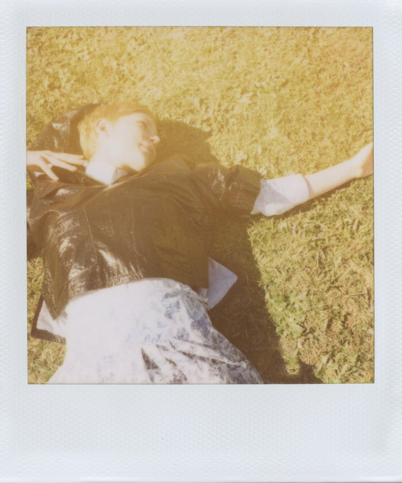 Michelle Williams for Band of Outsiders Spring 2012 Collection