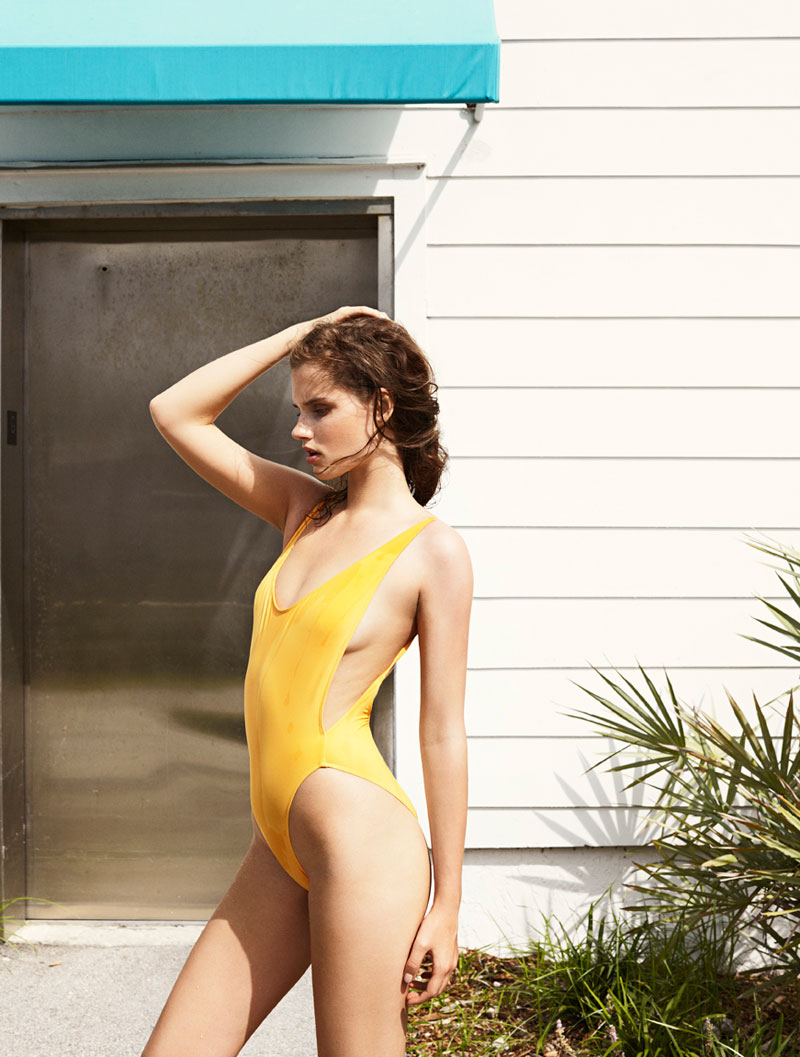 Giedre Dukauskaite by Tobias Lundkvist for Fashion Gone Rogue