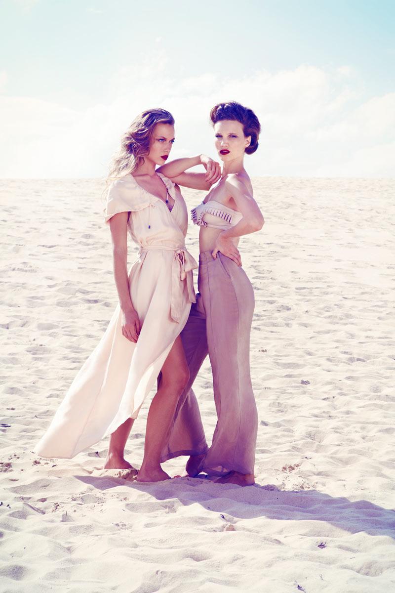 Emelia & Hannah by Cara O'Dowd for Fashion Gone Rogue