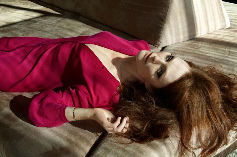 Julianne Moore by Yelena Yemchuk for Vs. Magazine S/S 2012