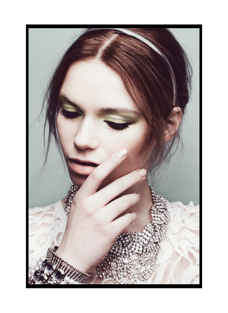 Portrait | Lucyna by Martyna Galla