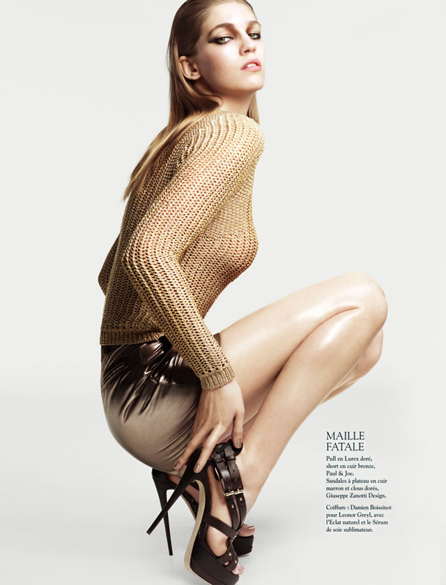6f7f56280 Samantha Gradoville by Jean-François Campos for L'Express Styles ...