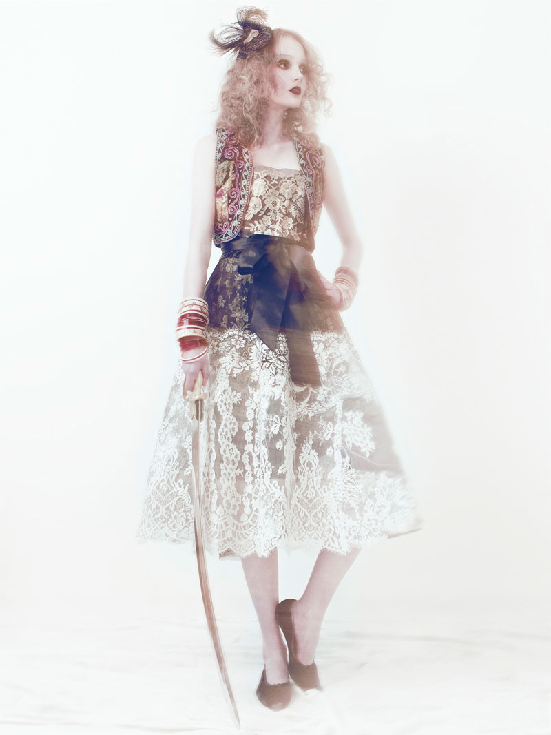Tina by Xi Sinsong for Fashion Gone Rogue