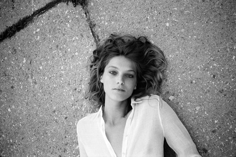 Daria Werbowy for Maiyet Spring 2012 Campaign by Cass Bird