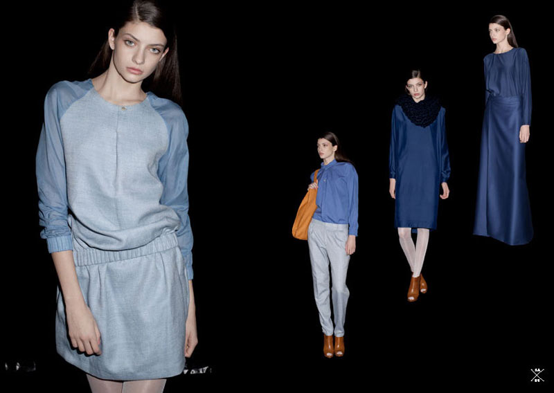 Hien Le Fall 2012 Collection