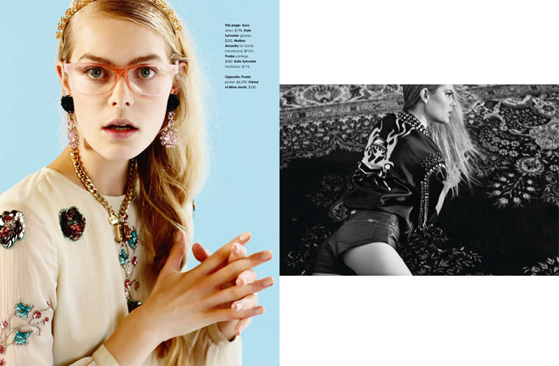 Jess Gold by Michael Naumoff for Yen #55