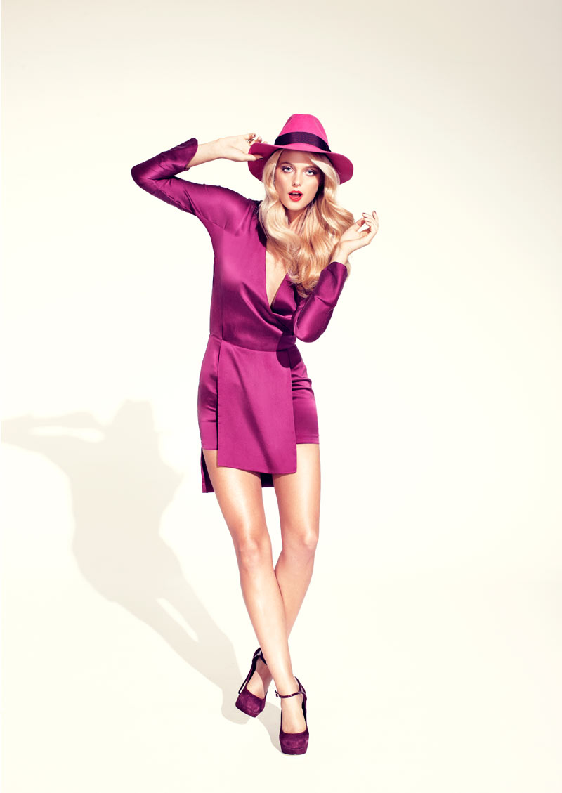 Kate Bock by Steven Chee for Cosmopolitan Australia April 2012