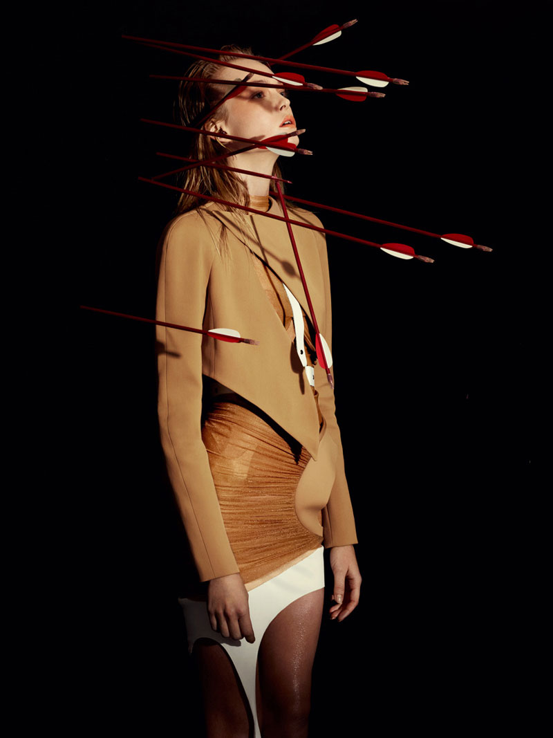 Siri Tollerod by Suzie Q + Leo Siboni for Exhibition #2