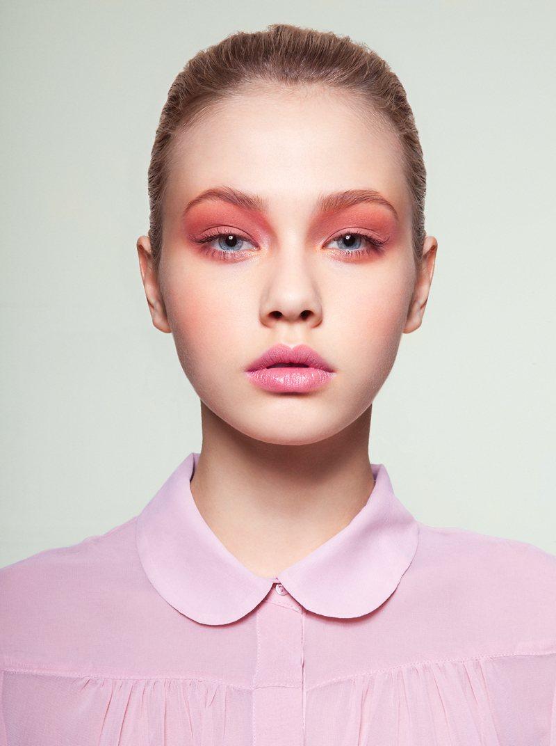 Portrait | Hanna E by Saga Wendotte