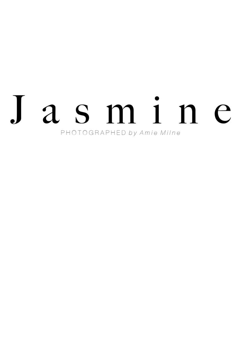 Jasmine Dwyer by Amie Milne for Fashion Gone Rogue