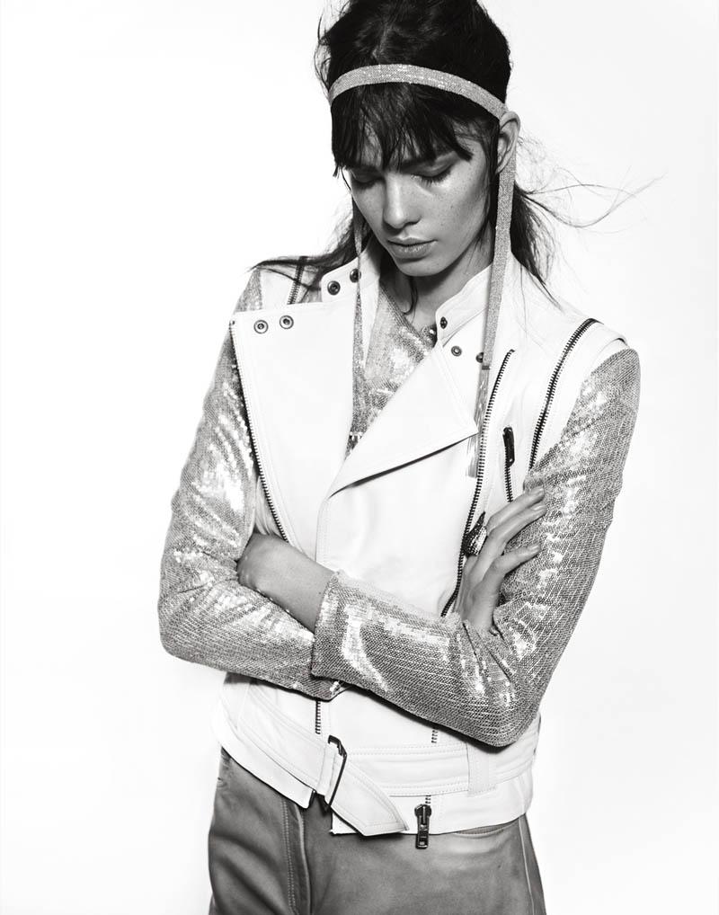 Emma Wahlberg by Benjamin Vnuk for Fashion Gone Rogue