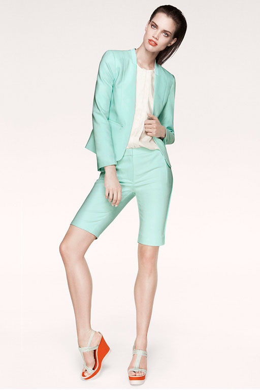 Rianne ten Haken for H&M Trend Update by Andreas Larsson
