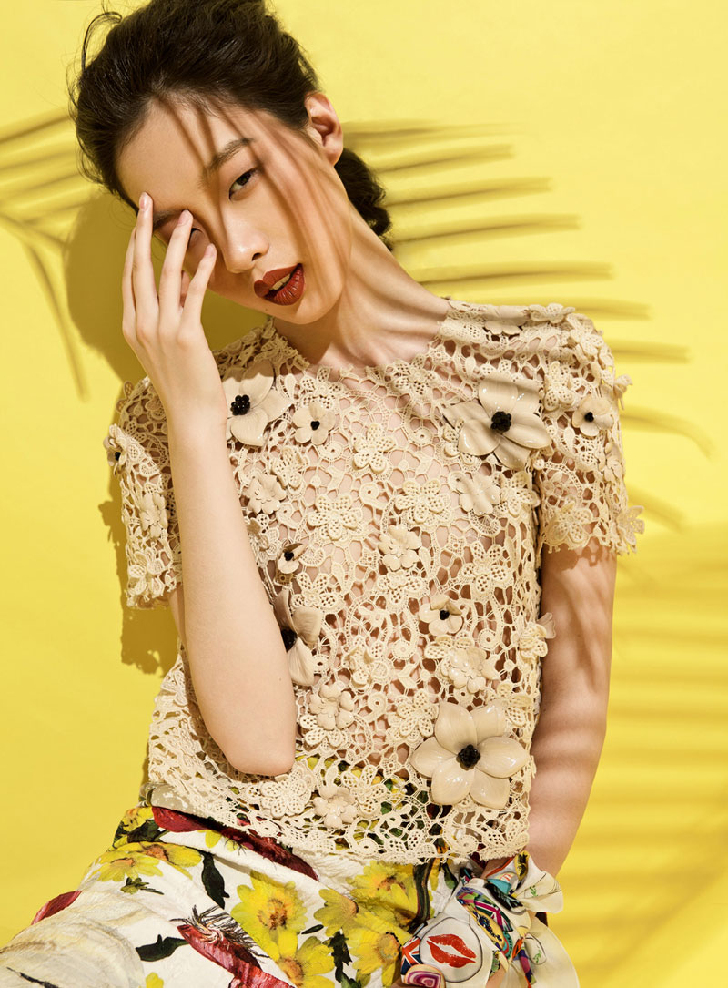 Meng Lu by Yang Wang for Fashion Gone Rogue