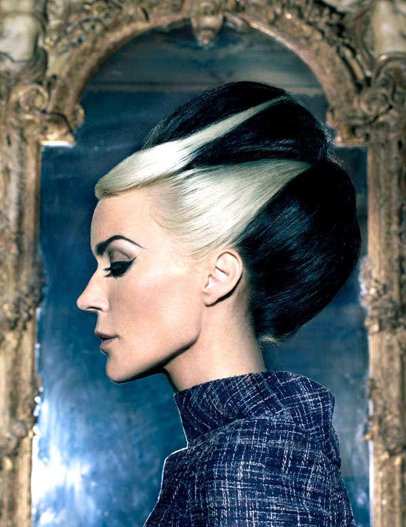 Daphne Guinness by Markus + Indrani for Tatler Hong Kong