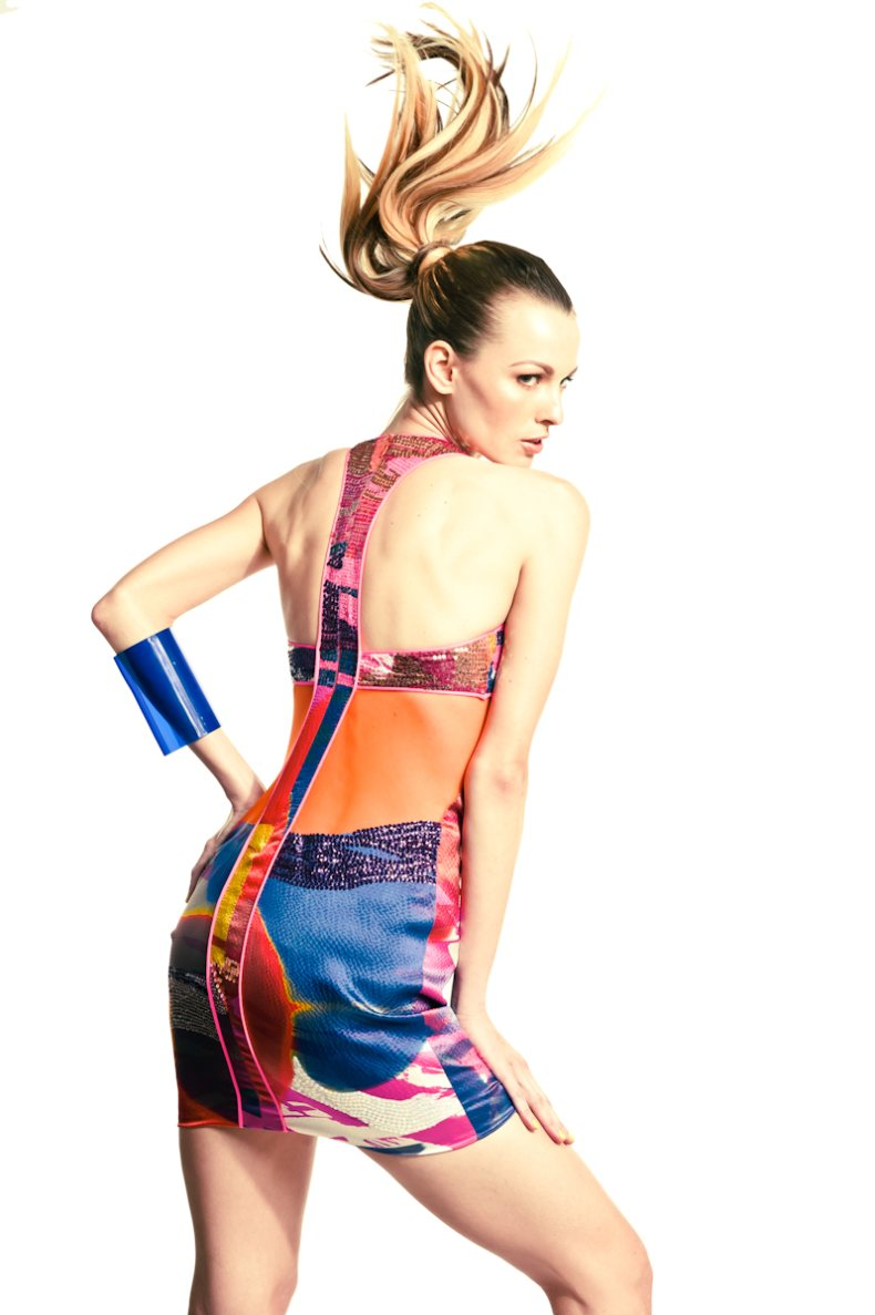 Athletenique by House of Laurel Spring 2012