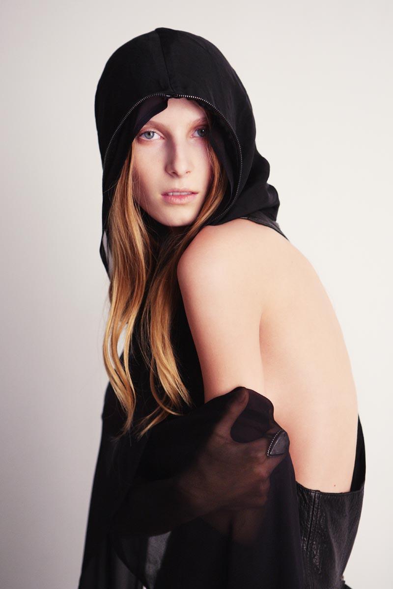 Portrait | Martyna Budna by Francesco Brigida