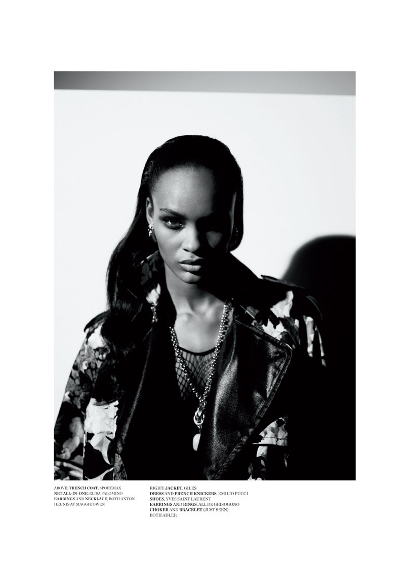 Nairoby Matos by Paul Farrell for Arise #15