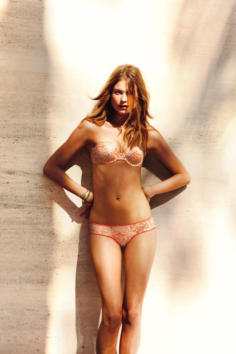 "Erin Heatheron & Behati Prinsloo for Victoria's Secret ""Fabulous"" Collection"