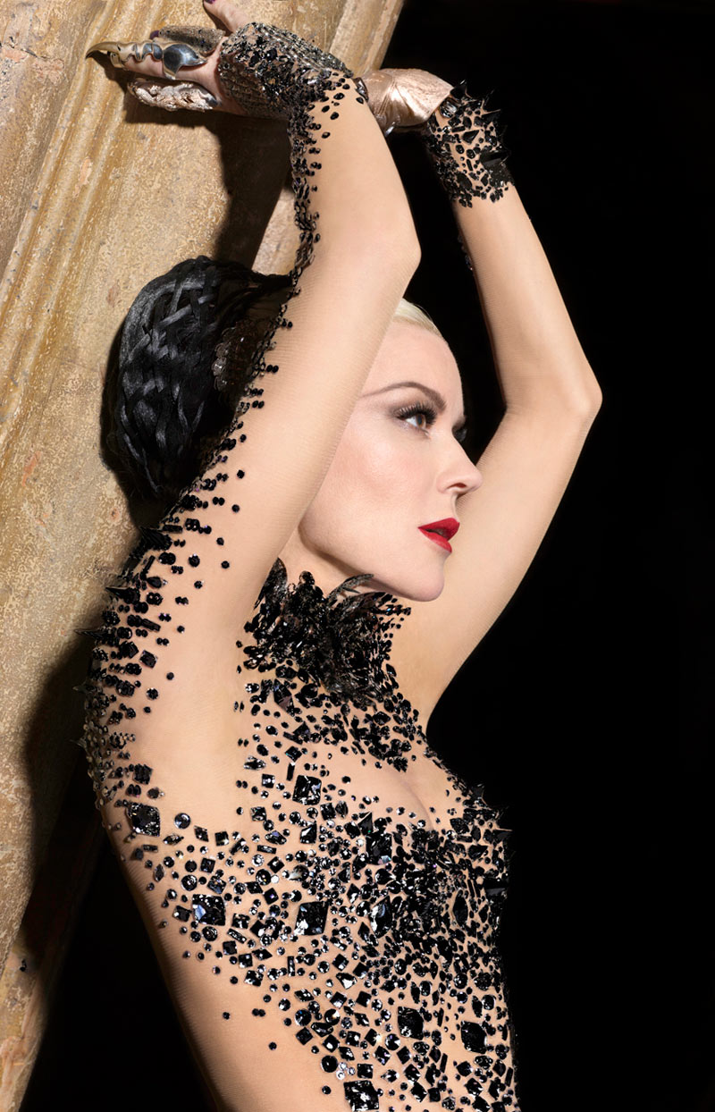 Daphne Guinness by Markus + Indrani for Muse Magazine
