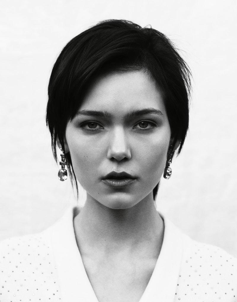 Kolfinna Kristófersdóttir by Aingeru Zorita for Metal #27